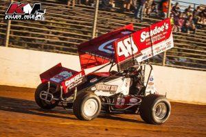 Danny Dietrich during PA Sprint Speedweek - Killer Mile Motorsports Photo Credit